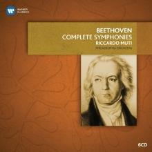 Beethoven:Complete Symphonies - de Riccardo Mutti/Philadelphia Orchestra