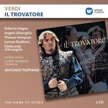 Verdi:Il Trovatore - de Roberto Alagna,Angela Gheorghiu,Thomas Hampson,Ildebrando d'Arcangelo/London Symphony Orchestra/Antonio Pappano