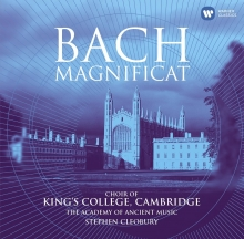 J.S.Bach:Magnificat - de Choir of King's College Cambridge/The Academy of Ancient Music/Stephen Cleobury