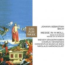 Johann Senastian Bach:Mass in B minor - de Nikolaus Harnoncourt/Concertus Musicus Wien