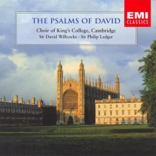 The Psalms of David - de Choir of King's College Cambridge-Sir David Willcocks-Sir Philip Ledger