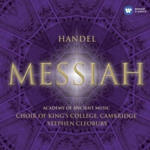 Handel:Messiah - de Choir of King's College Cambridge/Stephen Cleobury