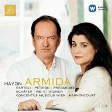 Haydn: Armida - de Bartoli/Petibon/Pregardien/Schafer/Weir/Widmer/Concertus Musicus Wien/Nikolaus Harnoncourt
