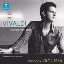 Vivaldi:Virtuoso Cantatas - de Philippe Jaroussky