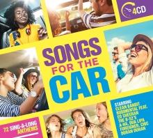 Songs for the car - de A-ha,Roberta Flack,Joz Division,Cher,Hot Chocolate etc.