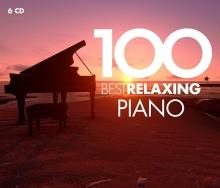 100 Best Relaxing Piano - de Various