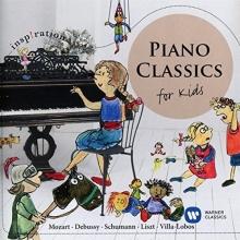 Piano Classics for kids - de Mozart-Debussy-Schumann-Liszt-Villa-Lobos