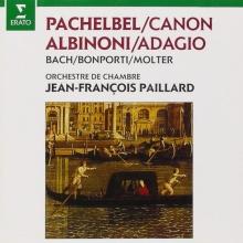 Pachebel/Canon-Albinoni/Adagio - de Jean-Francois Paillard/Orchester de Chambre