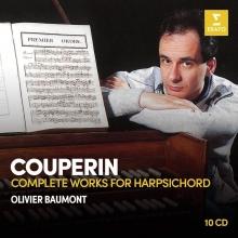 Couperin:Complete Works for Harpsichord - de Olivier Baumont