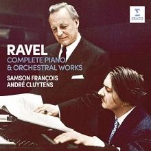 Ravel:Complete Piano & Orchestral Works - de Samson Francois,Andre Cluytens