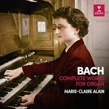 Bach:Complete Works for Organ - de Marie-Claire Alain