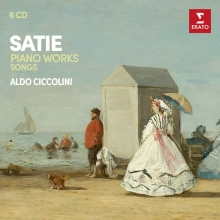 Satie:Piano Works/Songs - de Aldo Ciccolini