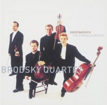 Shostakovich:The String Quartets - de Brodsky Quartet