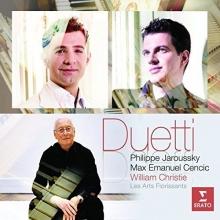 Duetti  - de Philippe Jaroussky,Max Emanuel Cencic