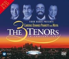 The 3 Tenors in concert 1994 - de Carreras-Domingo-Pavarotti with Mehta