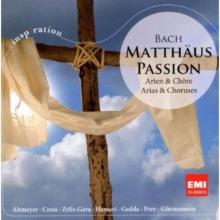 J.S.Bach:Matthaus-Passion - de Suddeutscher Madrigalchor,Consortium Musicum,Wolfgang Gonnenwein
