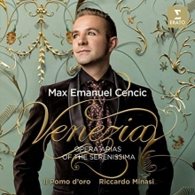 Venezia:Opera Arias of the Serenissima - de Max Emanuel Cencic