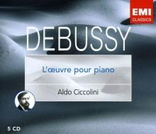 Debussy:L'Oeuvre pour piano - de Aldo Ciccolini