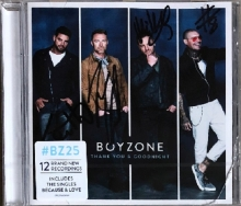 Thank You & Goodnight - de Boyzone