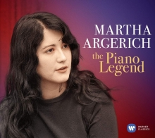 The Piano Legend - de Martha Argerich