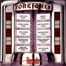 RECORDS - de FOREIGNER