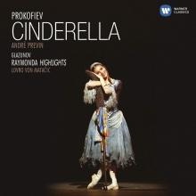 Prokofiev:Cinderella - de Andre Previn-London Symphony Orchestra