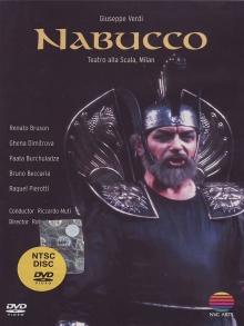 Verdi:Nabucco - de Renato Bruson,Ghena Dimitrova,Teatro alla Scalla Milan,Riccardo Mutti
