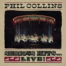 Serious Hits....Live! - de Phil Collins