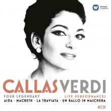 Maria Callas:Verdi - de Aida,Macbeth,La Traviata,Un Ballo in Maschera