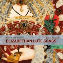 Elizabethan Lute Songs - de James Bowman