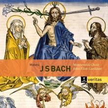 J.S.Bach:Motets - de Monteverdi Choir-English Baroque Soloists-John Eliot Gardiner