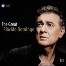 The Great Plácido Domingo - de Placido Domingo