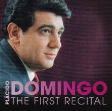The First Recital - de Placido Domingo
