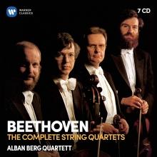 Beethoven:The Complete String Quartets - de Alban Berg Quartett