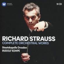 Richard Strauss:Complete Orchestral Works - de Rudolf Kempe-Staatskapelle Dresden
