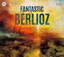 Fantastic Berlioz - de Leonard Bernstein,Simon Rattle,Kent Nagano,John Barbirolli,Richardo Muti etc.