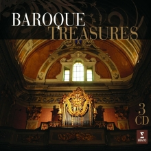 Baroque Treasures - de Various