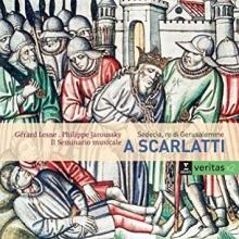 A.Scarlatti:Sedecia,re di Gerusalemme - de Gerard Lesna,Philippe Jarousky,Il Seminario musicale