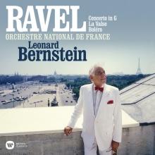 Ravel: Piano Concerto In G La Valse Bolero - de Leonard Bernstein