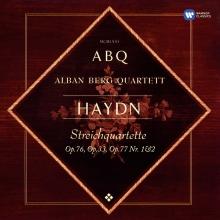 Haydn:Streichquartette op.76,op.33,op.77,nr.1&2 - de Alban Berg Quartett