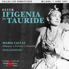 Gluck:Ifigenia in Tauride - de Maria Callas,Dino Dondi,Francesco Albanese