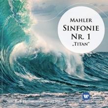 Mahler: Sinfonie nr.1  - de New York Philharmonic-Kurt Masur