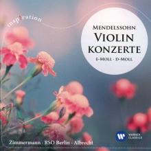 Mendelssohn:Violin Konzerte - de Zimmermann-Radio Sinfonie Orchester Berlin-Gerd Albrecht