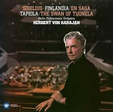 Sibelius - Finlandia, En Saga, Tapiola,The Swan Of Tuonela - de Herbert Von Karajan