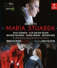 Donizetti - Maria Stuarda - de Joyce DiDonato,Elza van den Heever,Matthew Polenzani-Metropolitan Opera-Maurizio Benini