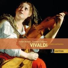 Vivaldi:L'Estro Armonico: 12 Concertos op.3 - de Fabio Biondi,Europa Galante