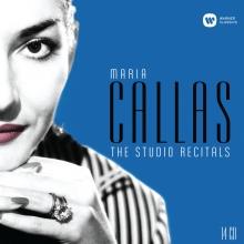 The Studio Recitals - de Maria Callas