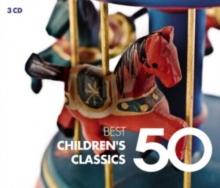 50 BEST CHILDREN'S CLASSICS - de Various Artists