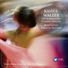 Best Loved Strauss Waltzer - de Willi Boskovsky/Wiener Johann Strauss Orchester