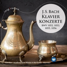 J.S.Bach:Klavier Konzerte BWV 1052,1053,1055,1056 - de Andrei Gavrilov-Academy of St.Martin in the Fields-Sir Neville Marriner